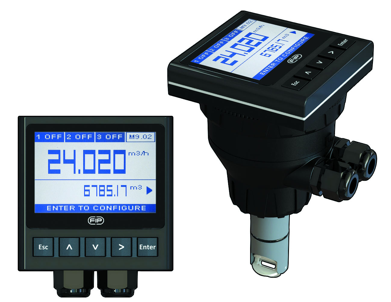 монитор FLS M9.02