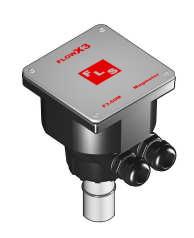 F3.60M.S Электромагнитный расходомер с USB программированием