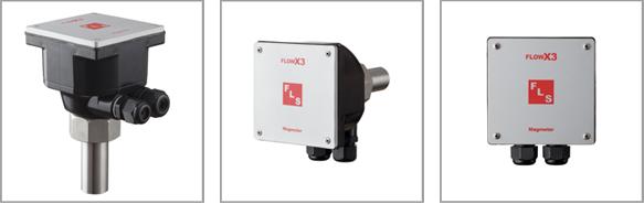 Электромагнитный расходомер FlowX3 F3